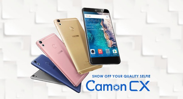 tecno-camon-cx-price-in-nigeria