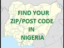 Nigeria zip code postal codes for all nigerian states very correct nigeria zip code publicscrutiny Gallery