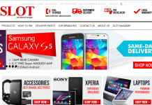 Slot Nigeria Phones & Prices