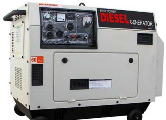 Diesel Generator Prices in Nigeria