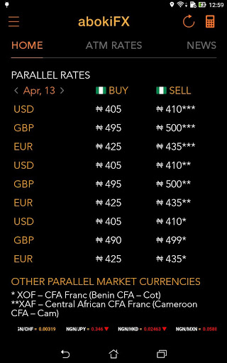 Pounds To Naira Black Market >> Abokifx Black Market Exchange Rate Today Euro Pounds